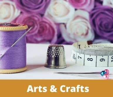 Arts and Crafts Page
