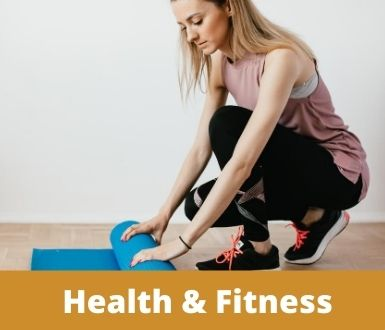 Heath and Fitness Page