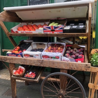 Fruit And Veg on display - Click to open full size image