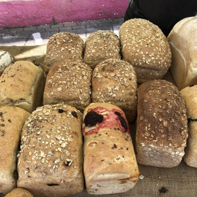 Different loaves of bread - Click to open full size image