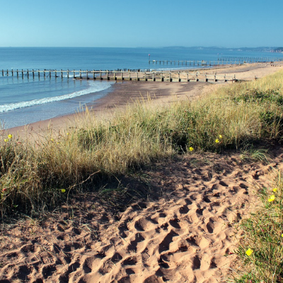 Dawlish Beach - Click to open full size image